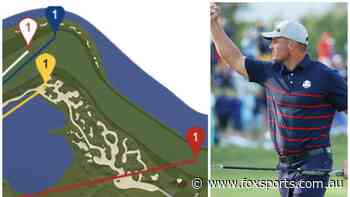 Bryson's 'unbelievable' 417-yard bomb stuns in 'absurd' Ryder Cup statement