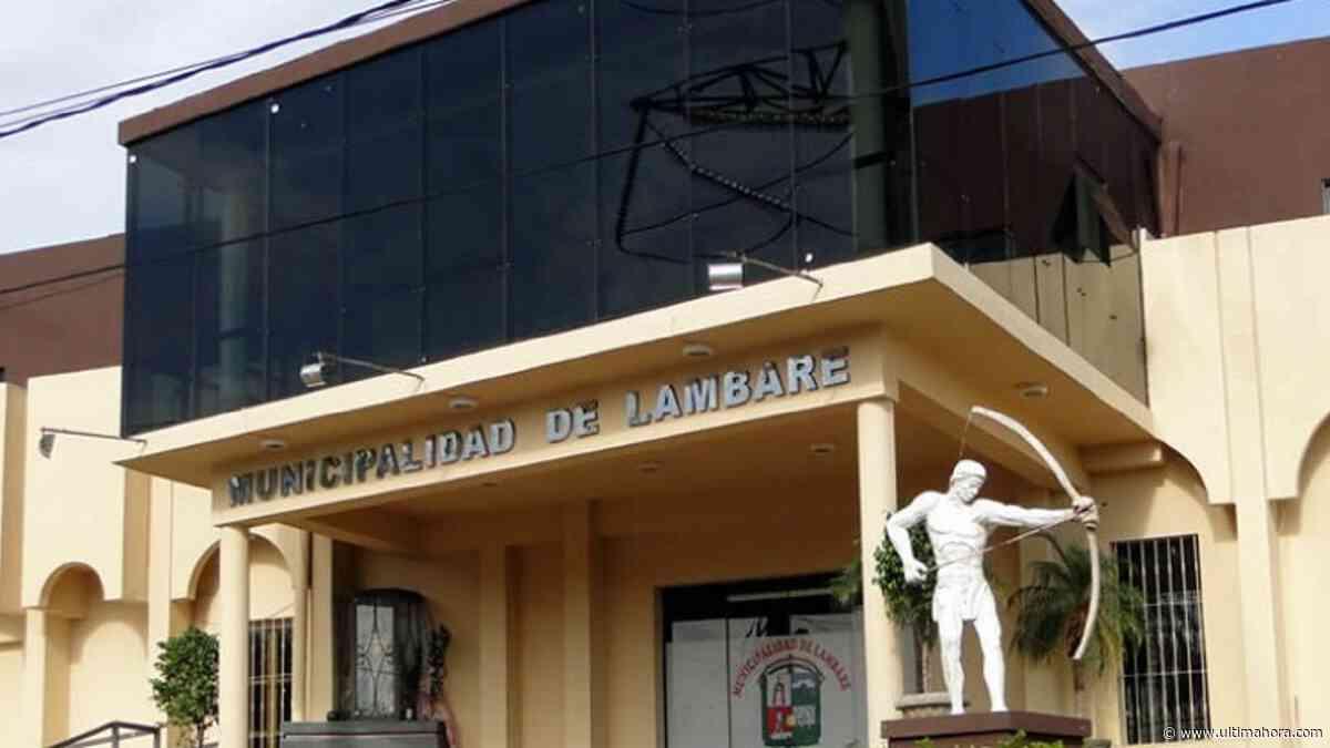 Intendente de Lambaré denuncia corrupción y candidato afirma que hay cajas paralelas - ÚltimaHora.com
