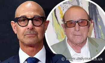 Stanley Tucci to portray Clive Davis in forthcomingWhitney Houston biopic