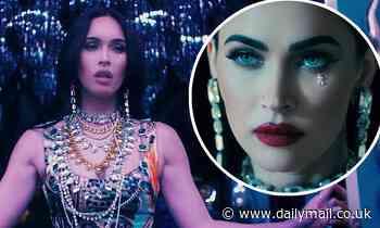 Megan Fox channels a glitzy femme fatale in Philipp Plein's new art house film Night Games
