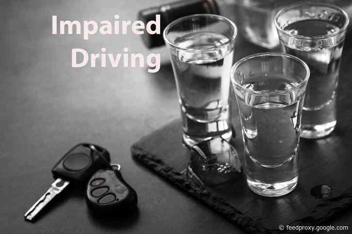 Impaired Driving Charges Laid Against Two in Sioux Lookout