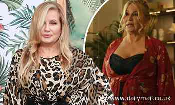 Jennifer Coolidge was eating 'four pizzas a day' before filming The White Lotus