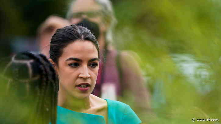 AOC torched over 'barely comprehensible' statement attempting to explain 'present' vote on $1bn Iron Dome bill she opposes