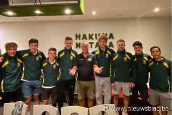 """Zuid-Afrikaans WK-team strijkt neer in vakantievilla Hakuna Matata en daar is uitbater blij om: """"Content dat renners terug zijn, ik heb ze gemist"""""""