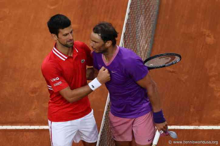 When confident Novak Djokovic knew he could beat Rafael Nadal at Roland Garros