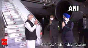 PM Modi arrives in New York for final leg of US visit