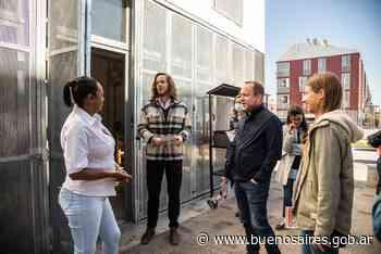La Ciudad trabaja para que los barrios populares estén integrados a las plataformas digitales - buenosaires.gob.ar