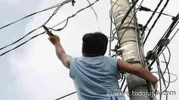 Capital: robo de cables de luz en barrios de la ciudad - todojujuy.com