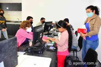Identidad Formoseña continúa con operativos en distintos barrios de la ciudad capital - Agenfor
