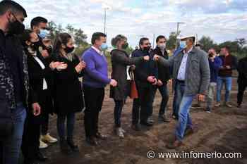 Villa Mercedes: construirán 300 viviendas sociales - Infomerlo.com