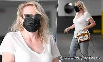 Rebel Wilson shows off her 30kg weight loss as she steps out in LA