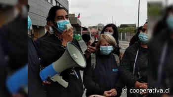 Trabajadores del aseo depusieron huelga y retomarán labores en el Hospital de Antofagasta
