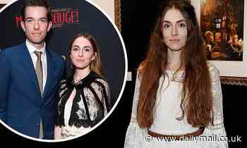 John Mulaney's ex Anna Marie Tendler makes first public appearance since their split at an art fair