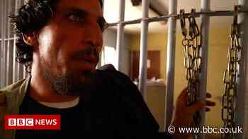 Afghanistan: Inside the prison staffed by former inmates released by the Taliban
