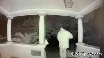 Burglars suspected of using signal jammer to fool San Jose man's Nest security camera - KGO-TV