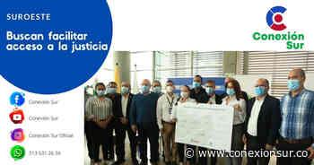 Betania, Betulia, Caramanta y Angelópolis tendrán puntos de atención de la Fiscalía - ConexionSur