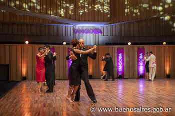 Mundial de Tango: ¡Votá a tu pareja favorita! - buenosaires.gob.ar