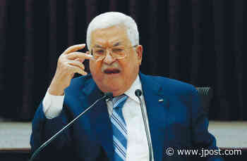Abbas tells UN Israeli actions could lead to 'one state'