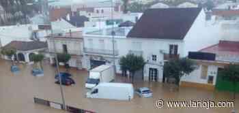 Más lluvias torrenciales en un entorno de sequía - La Rioja
