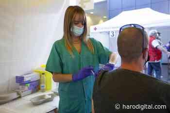 La Rioja traslada el punto fijo de vacunación frente a la COVID al frontón cubierto de Las Norias - Haro Digital