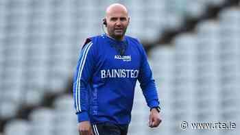 Shane Ronayne steps down as Waterford senior football manager - RTE.ie
