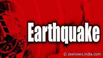 Earthquake of 5.2 magnitude strikes Andaman and Nicobar Islands