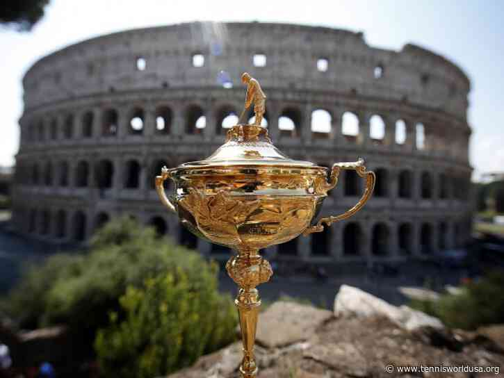 Ryder Cup, weekly passes for Rome sold out