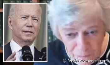 Ann Widdecombe says Biden is dangerous 'accidentally' but reveals one ally to keep eye on
