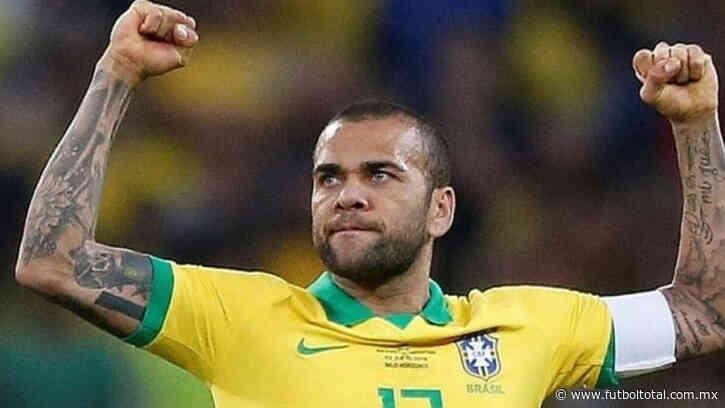 ¿Dani Alves a la Liga MX?, el brasileño tomó una decisión respecto a su carrera