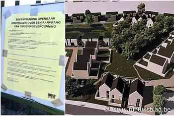 """Buren protesteren tegen bouwplannen: """"Dit is de verkaveling te veel"""""""