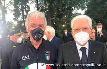 Sesto, il professor Antonio La Torre ricevuto al Quirinale da Mattarella - Il Gazzettino Metropolitano