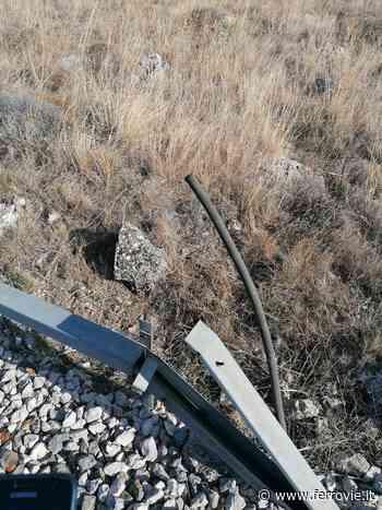 Sesto furto di cavi in meno di un mese: non c'è pace per le FAL - Ferrovie.it