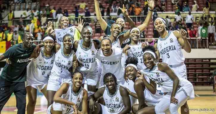 D'Tigress are in the finals of the 2021 AfroBasket