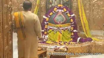 Darshan at Shree Somnath Temple, First Jyotirlinga, 25-September-2021