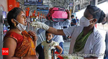 Coronavirus live updates: India reports 29,616 new Covid-19 cases in last 24 hours - Times of India