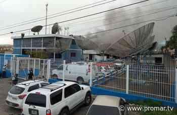 Inter garantiza operatividad de servicios tras incendio en almacén en Cabudare - Noticias de Barquisimeto - PromarTV - PromarTV