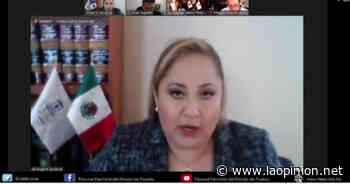 Ratifican TEEP reelección de Guadalupe Vargas - La Opinión