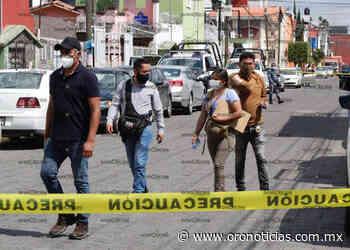 Venganza contra ex recluso, posible móvil de explosivo en Real de Guadalupe » Oronoticias - Oronoticias
