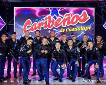 Ráfaga y Bareto se unen a Caribeños de Guadalupe en concierto presencial - Agencia Andina