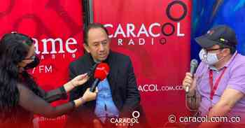 Estamos celebrando la vida: Leonardo Echeverry, director Teatro Azul - Caracol Radio