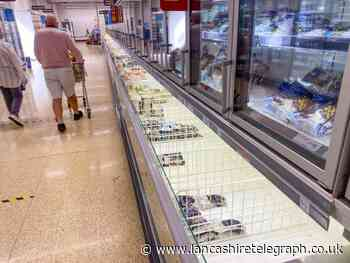 'Empty shelves and lack of lorry drivers? We brought this on ourselves'