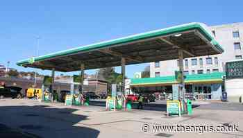 Panic buying almost causes 'punch up' as hundreds queue for fuel