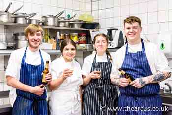 Young food industry workers in spotlight