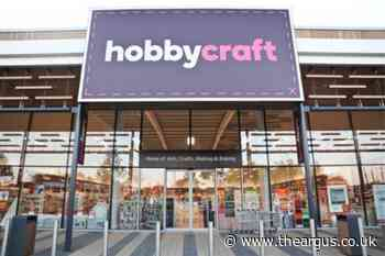 New Hobbycraft store to open in Chichester next month