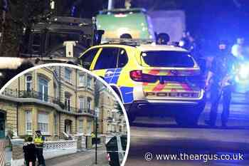 Suspected shooting leads to increased police patrols in Hove