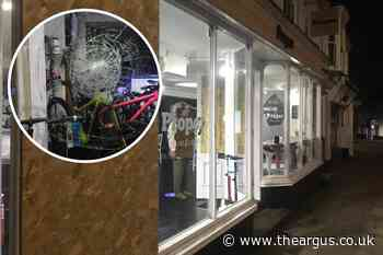 Proper Cycling & Coffee in Uckfield targeted by thieves