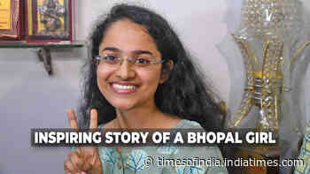 How this Bhopal girl fulfils her dream of becoming an IAS officer, ranks 2nd