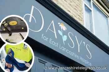 Blackburn charity boutique where you can buy designer items