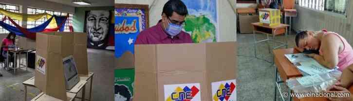 El proceso electoral del próximo 21 de noviembre