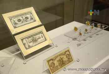 Banco de México abre el Museo Banco de México a la sociedad - MÁSNOTICIAS